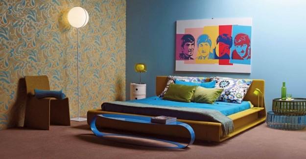 Camera Da Letto Stile Anni 60 : Camera da letto stile anni 60 joodsecomponisten