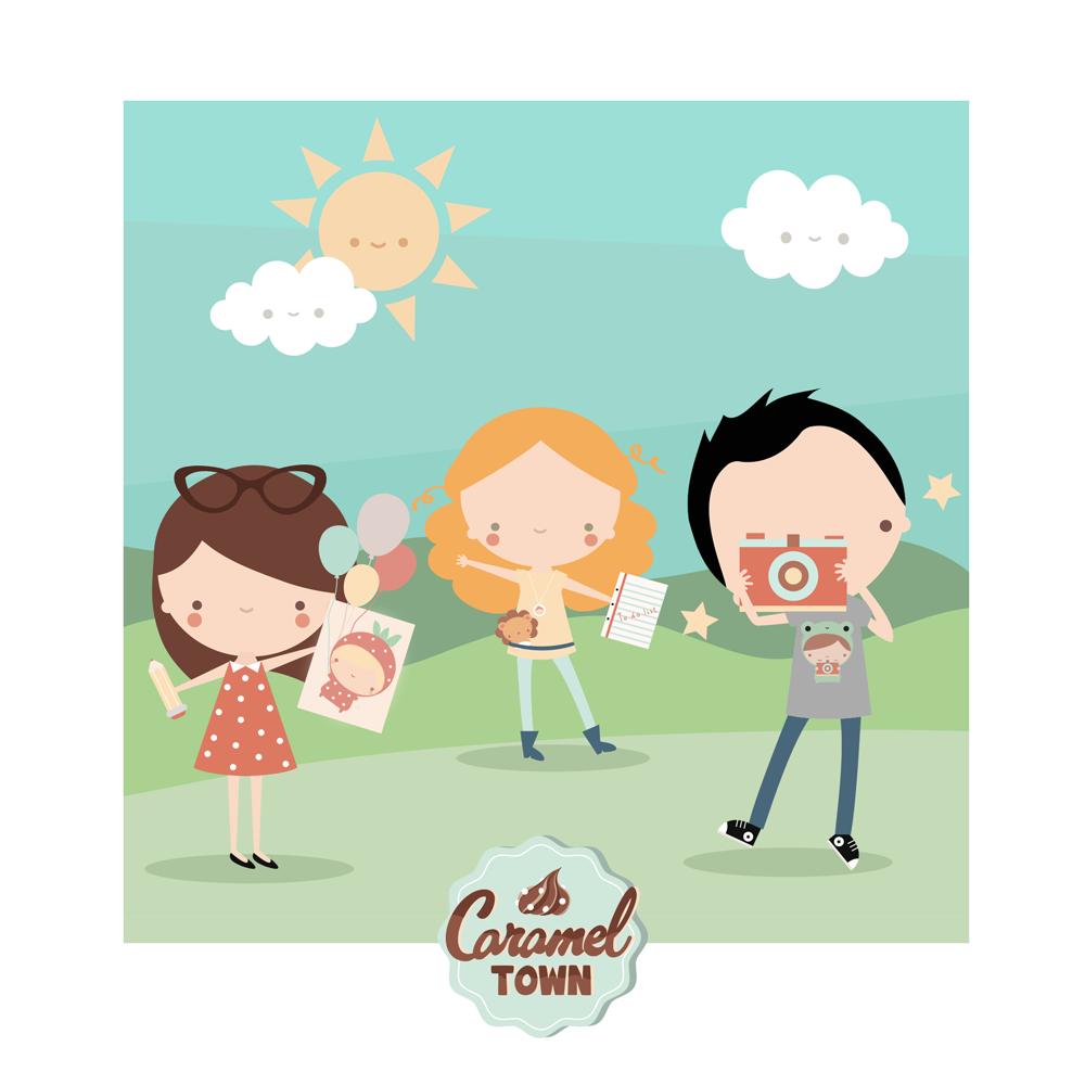CaramelTown_Team