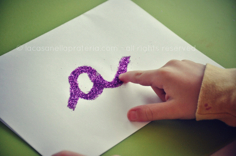 DIY-Montessori-Sand-Letters