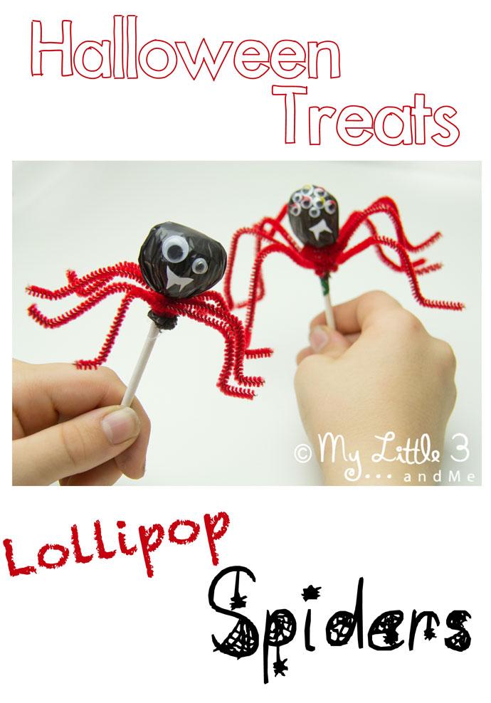 Halloween-Treats-Lollipop-Spiders