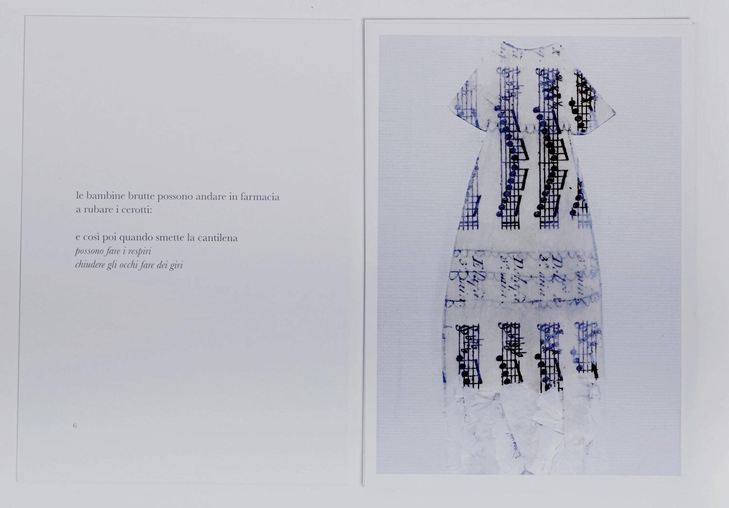 L'orlo del vestito. schede