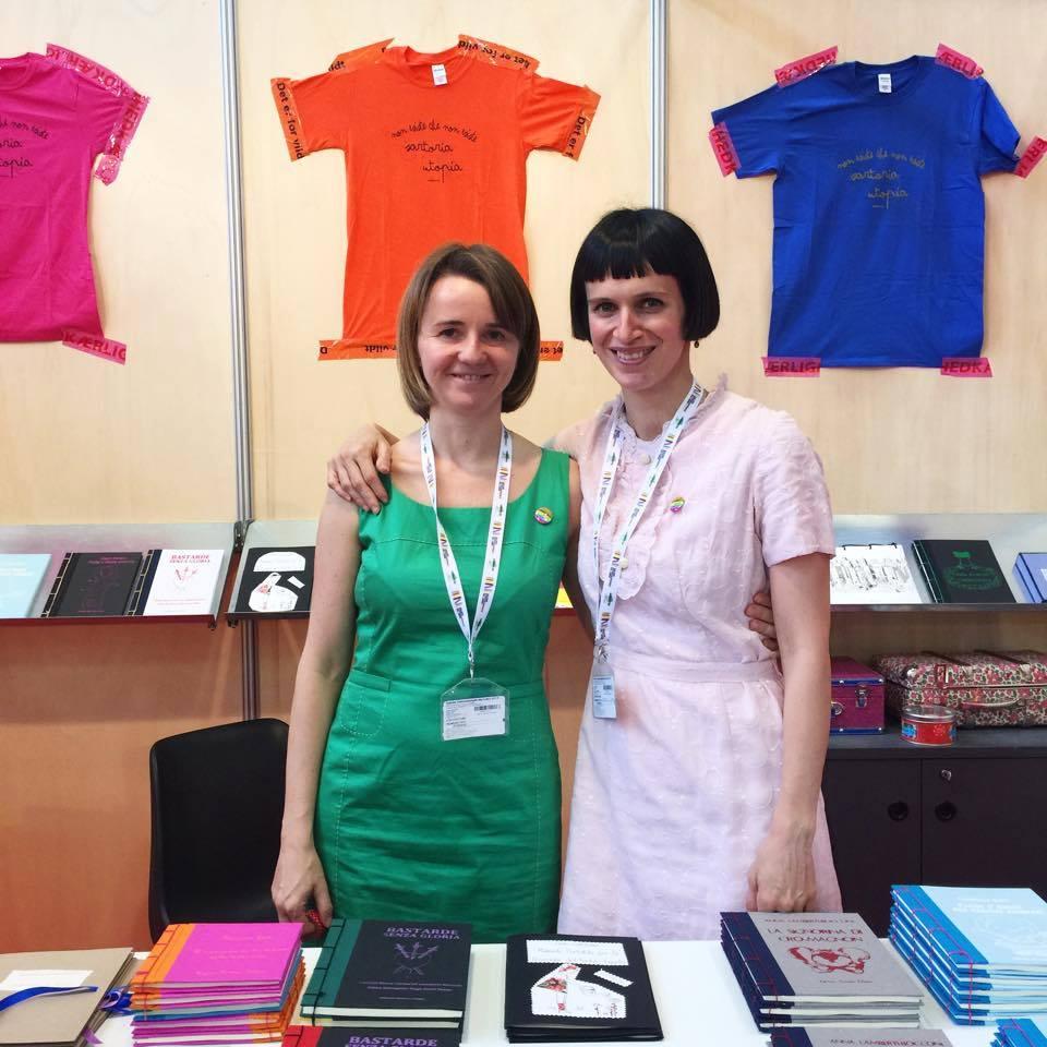 al Salone del libro di Torino 2015