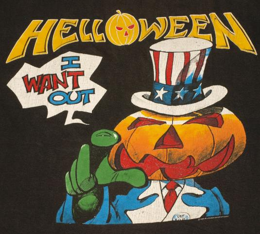 copertina disco helloween