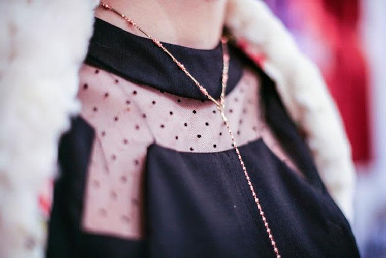 details bijoux cou