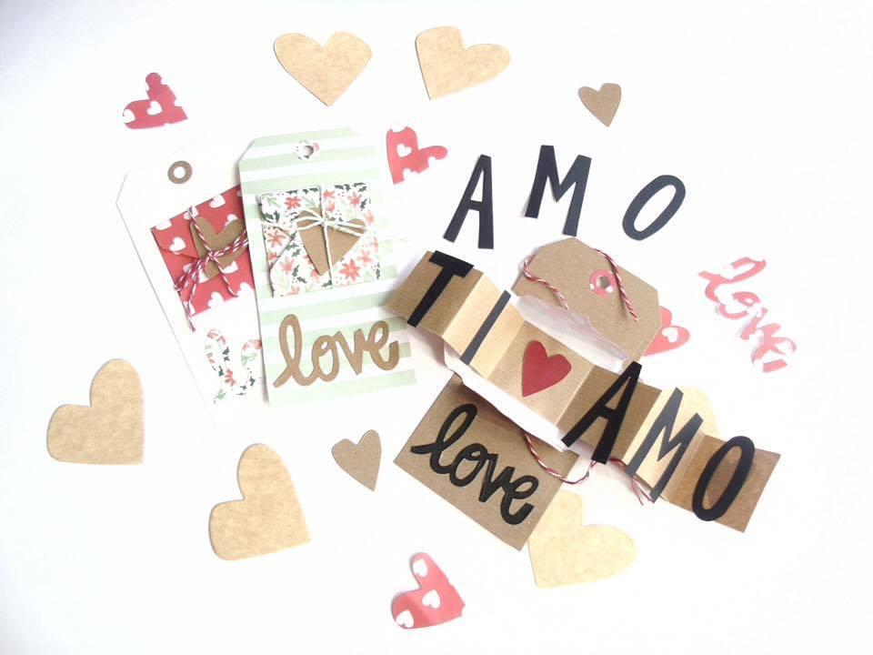 foto tag carta craft 2 per dire ti amo - tutorial san valentino le cose di chiara