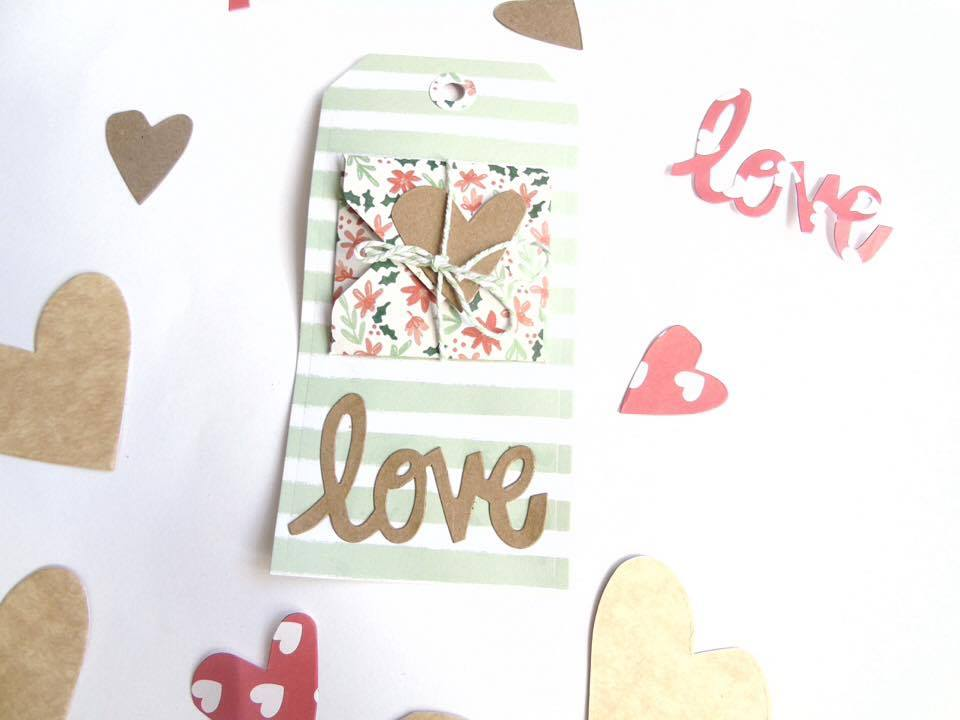 foto tag righe 1 per dire ti amo - tutorial san valentino le cose di chiara