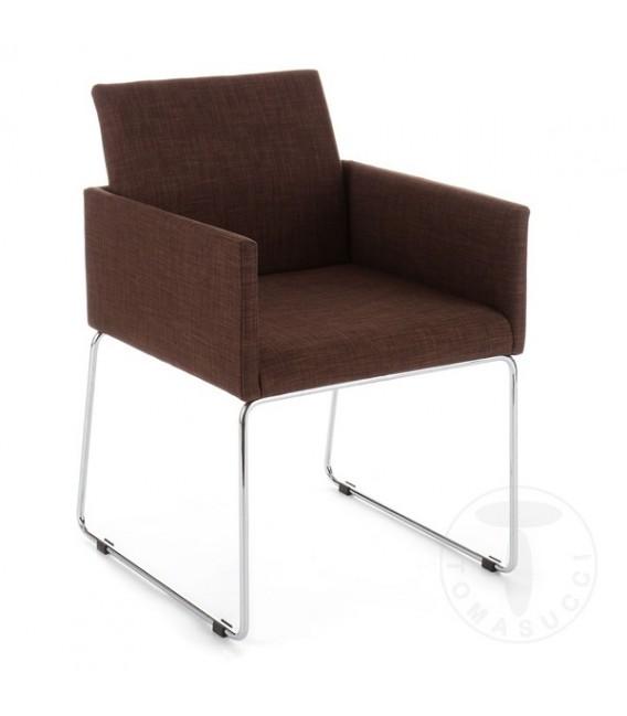 set-2-sedie-imbottite-emma-moka-tessuto-marrone