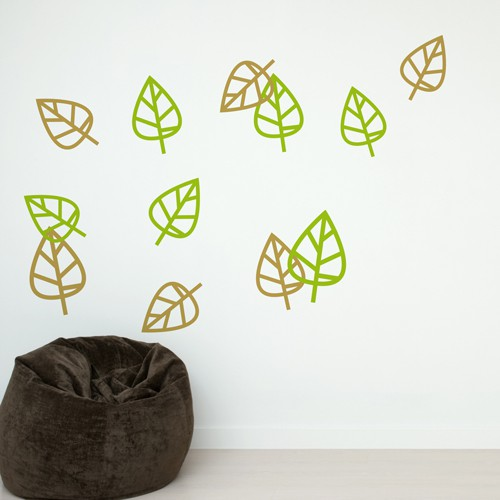 vinyluse.foglie autunno